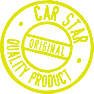 Car Star stamp